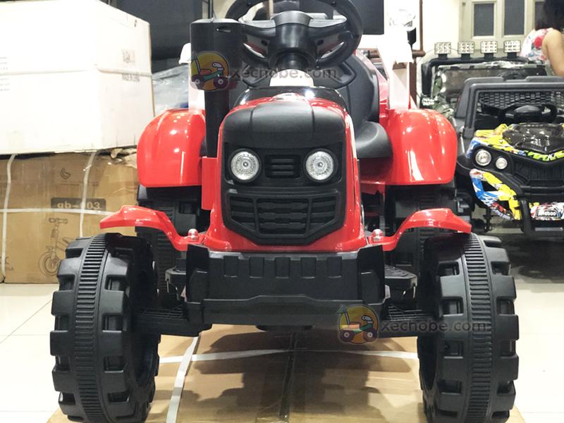 Xe máy kéo điện trẻ em, máy cày điện trẻ em