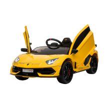 Xe ô tô điện Lamborghini SVJ Roadster có Bản Quyền của hãng HL-328