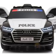 Xe điện cảnh sát cho bé S-305 dáng xe Audi Q5 có bản Quyền của Audi