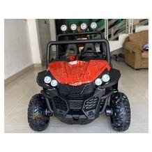 Xe ô tô điện trẻ em 2 chỗ ngồi S-2799 tải trọng 60-70kg