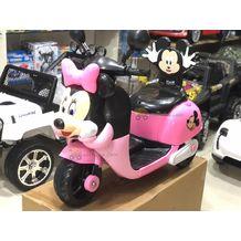 Xe máy điện trẻ em Vespa chuột Mickey